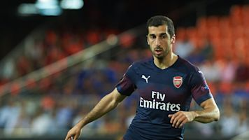 Safety concerns keeping Mkhitaryan from final