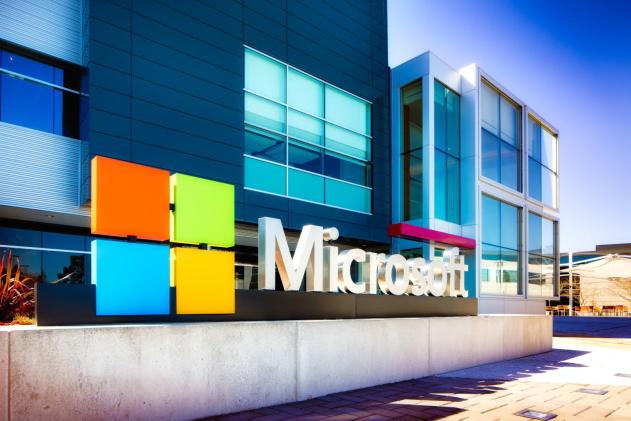 Microsoft's cloud business just keeps growing