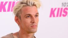 Aaron Carter says he 'felt like I'd been responsible' for deaths of sister and father