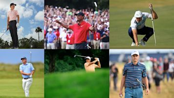 Bulls and Bears: Which tour pros raised (or lowered) their stock the most in 2018?