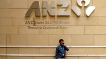 Australia's ANZ builds mortgage book as bad debts drop