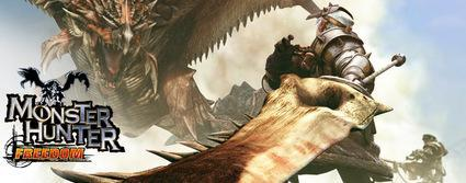 Tell Capcom the obvious: add Infrastructure support to Monster Hunter