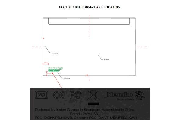 Fusion Garage's Grid 10 tablet clears the FCC, begs us not to call it the 'JooJoo 2'