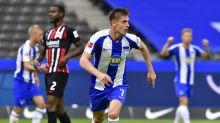 Hertha will Hauptsponsor wohl vorzeitig wechseln