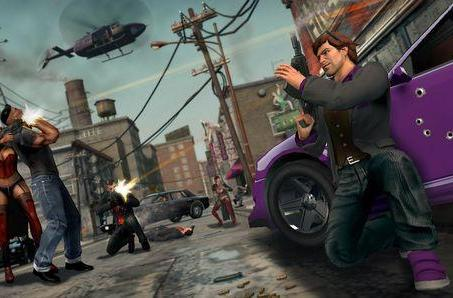 Saints Row: The Third has exclusive mode on PS3, launches November 15