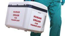 Trotz Helikopter-Absturz: Spende-Herz kann gerettet werden