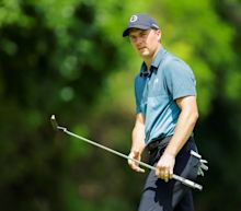 Golf-Spieth reveals foot injury ahead of U.S. Open