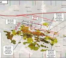 Bonterra Improves Mineralized Continuity and Expands Gold Bearing Structure to the East at Barry