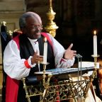 The Internet Is Raving Over Bishop Michael Curry's Royal Wedding Sermon