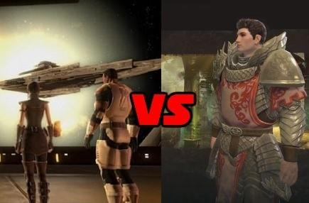 Leaderboard: SWTOR vs. GW2 cinematic cutscenes