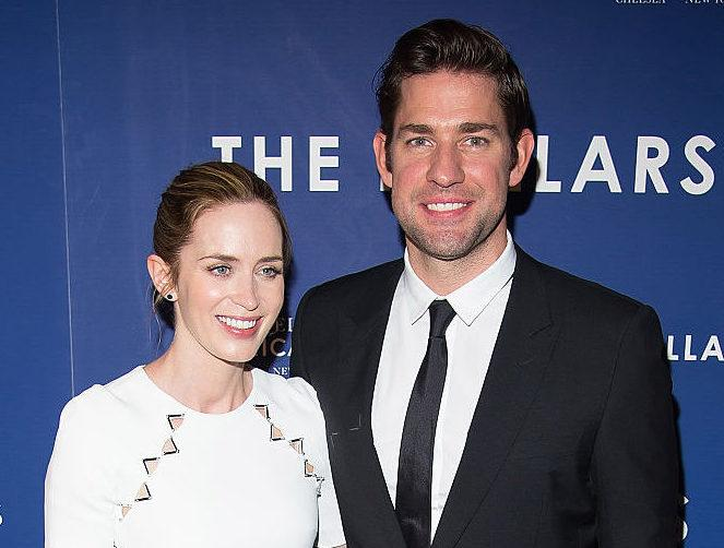 John Krasinski Said The Most Beautiful Thing About Wife