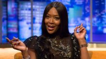 Naomi Campbell pays tribute to London roots as she wins icon award