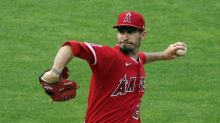 Mayfield's 3-run homer off Maeda leads Angels past Twins 3-2
