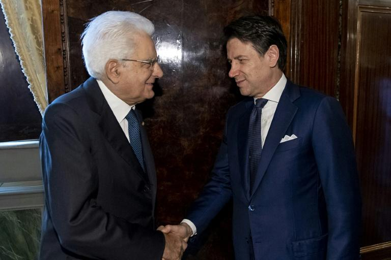 Italy new coalition talks resume on after spat