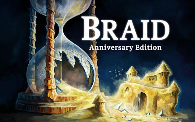 'Braid Anniversary Edition' brings back the original indie hit in 2021