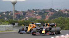Gp Gran Bretagna, Verstappen il più veloce nelle prime libere