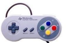 You can buy the Club Nintendo SNES controller -- with money