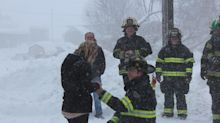 Firefighter orchestrates scary situation to propose to his girlfriend