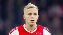Manchester United keeping tabs on Ajax's Donny van de Beek