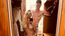 Jessica Simpson mom shamed over vacation bikini photos