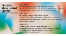 Erykah Badu, Phoebe Bridgers, St. Vincent to Headline Pitchfork Festival in September