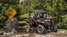 Here's How Polaris Industries Inc. Crushed It in 2017