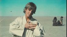 First Photo Ever Of Luke Skywalker? Mark Hamill Thinks Maybe So
