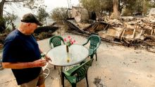 'It Poured Toward us Like Waterfall': California Residents Recall How Wildfire Turned Homes into Ashes