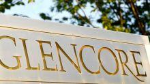Glencore's 2019 cobalt up, copper down; share price rises