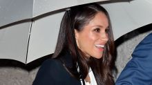 Meghan Markle has a really sneaky trick when it comes to making her outfits look super sleek