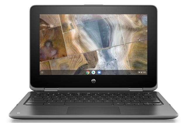 HP's latest school Chromebooks are built for exploring