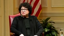 Justice Sonia Sotomayor Pens Powerful Dissent On New Asylum Policy