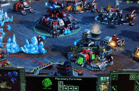 BlizzCon: hands-on schooling with Starcraft 2