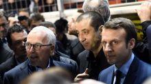Mercato - OM : Vente, Macron, Tapie... Le projet XXL d'Ajroudi et Boudjellal vole en éclat !