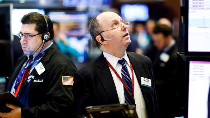 El Dow Jones repunta un 0,96 % aupado por la subida de los bonos del Tesoro