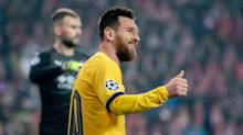 Messi sets one Champions League record while equalling Ronaldo and Raul for another