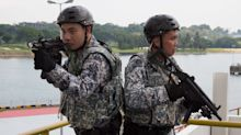 PHOTOS: Navy's sea marshals out to detect, deter maritime terror threats