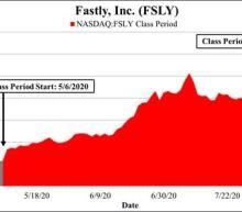 Fastly Shareholder Alert