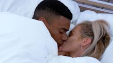 Love Island's Laura & Wes take things to the next level