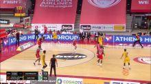 Basket - Euroligue - 4e. j. : L'Olympiakos Le Pirée de justesse