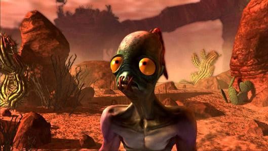 Oddworld: New 'n' Tasty must sell 500K to fund new game in series, creator says