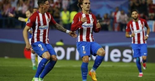 Foot - C1 - Service minimum pour l'Atlético de Madrid contre Leicester