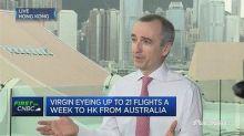 Virgin Australia CEO John Borghetti: China is the future for us