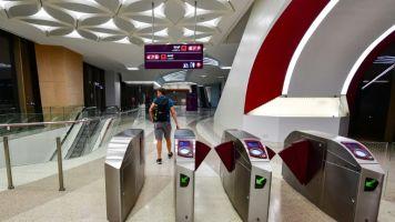 Qatar hits metro milestone ahead of World Cup