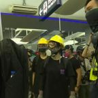 Hong Kong police use excessive force on peaceful protesters