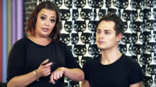 Lisa Armstrong flashes wedding ring as she on performs make-up tutorial on Strictly's It Takes Two