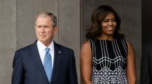 Michelle Obama Opens Up About Her and George W. Bush's Heartwarming Candy Exchanges