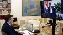 Costa Rica destaca la transición ecológica en reuniones con España y Austria