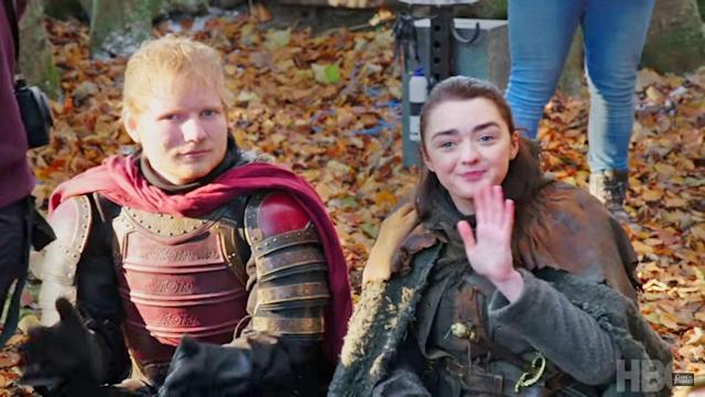 'Game of Thrones' season seven gets a behind-the-scenes series