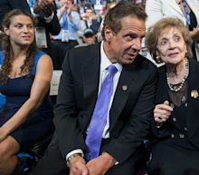 New York Gov. Andrew Cuomo cancels his Thanksgiving plans hours after saying his 89-year-old mother and 2 daughters were coming to dinner